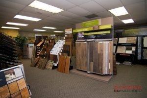 Flooring Samples Of Hardwood and Bamboo Flooring