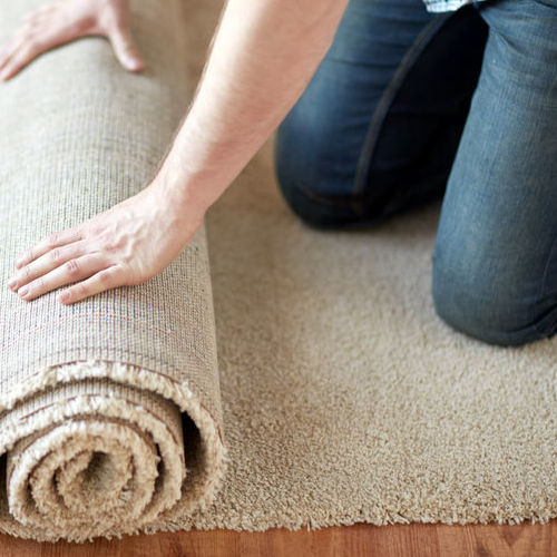 Frieze carpeting is great for high traffic areas of your home.