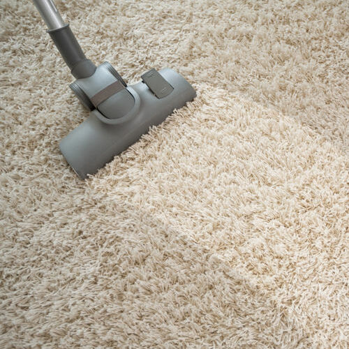 Take care when vacuuming frieze carpet and turn off the beater bar or brush.