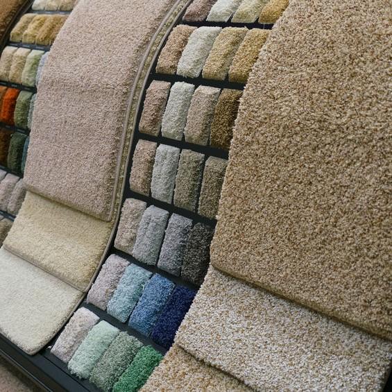 different kinds of carpet