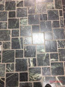 Alpi Green Marble Floor