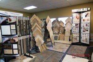 travertine flooring samples